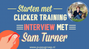 clickertraining hond