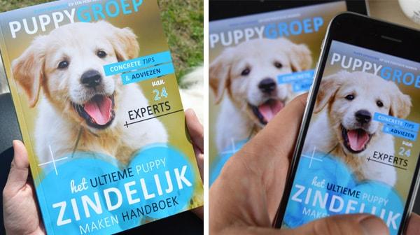 puppy boeken