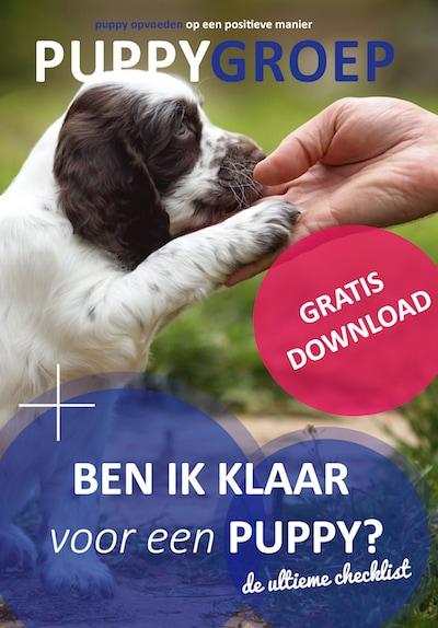 ik wil een puppy ebook