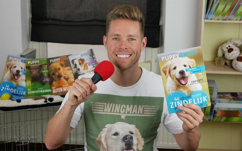 gratis puppy zindelijk maken boek