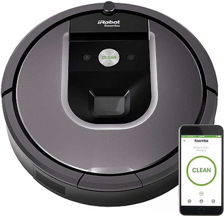robotstofzuiger iRobot Roomba 960